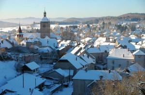Orgelet Commune in Bourgogne-Franche-Comté, France