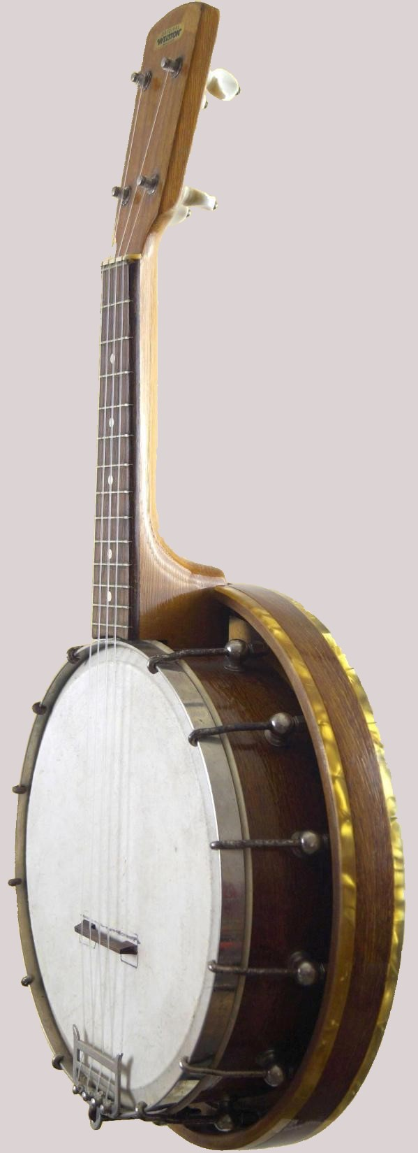 DDR banjolin banjo mandolin at Ukulele corner