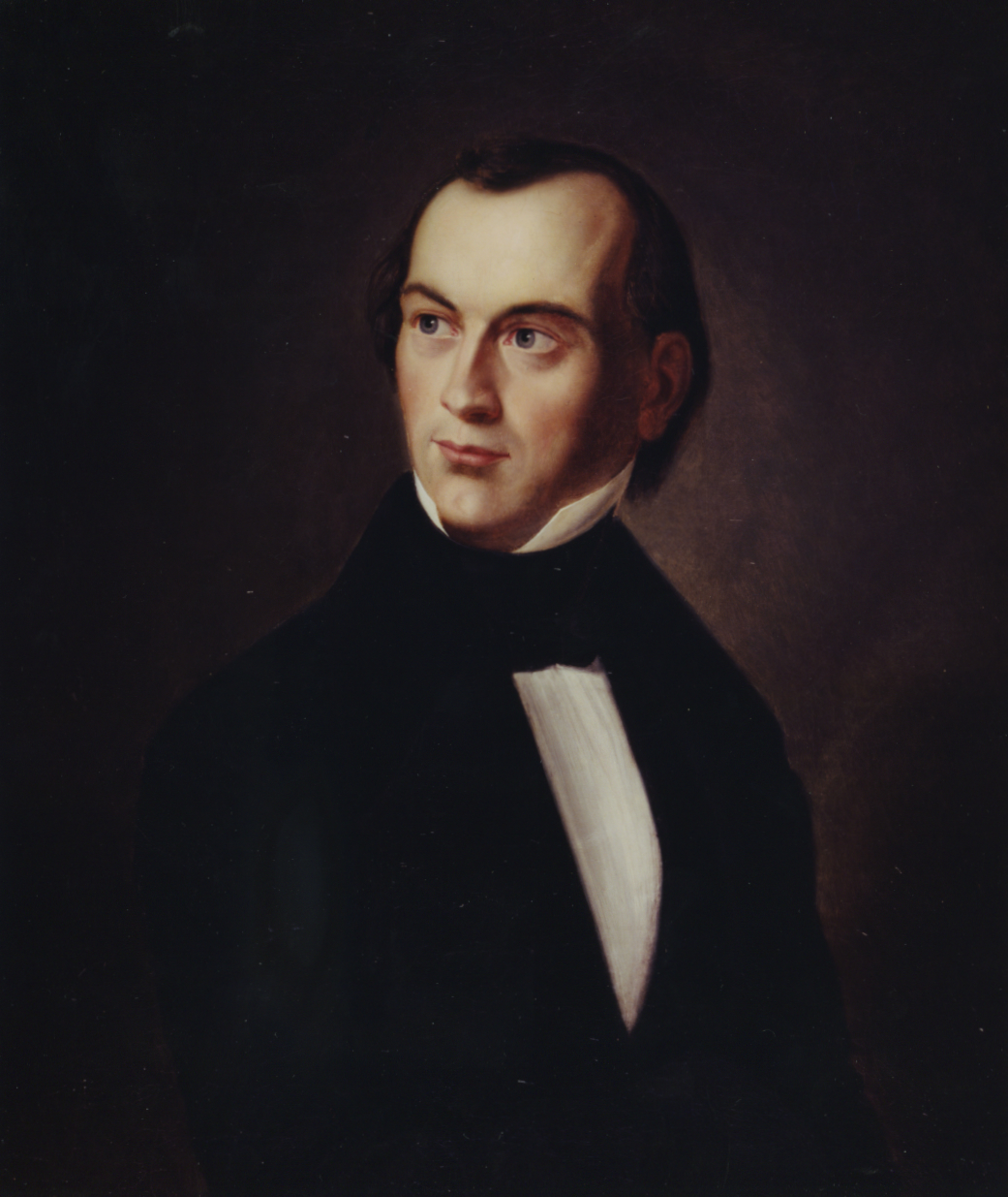 Portrait of Karl Otfried Müller by [[Wilhelm Ternite]] (1838)