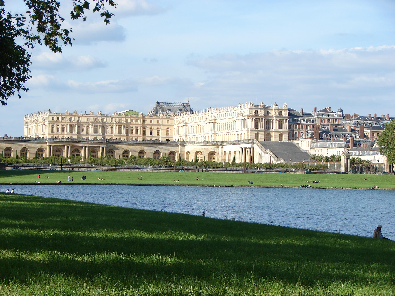 Gardens Palace Of Versailles Exterior 4