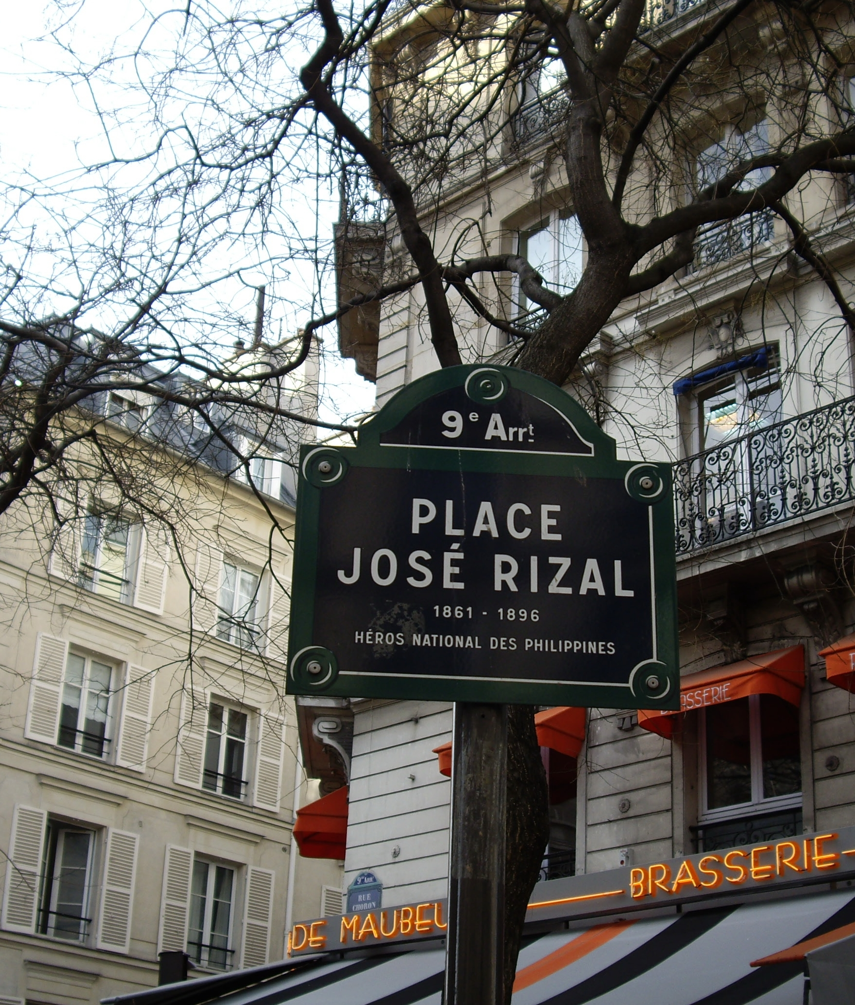 Hotel De Paris Barcelone