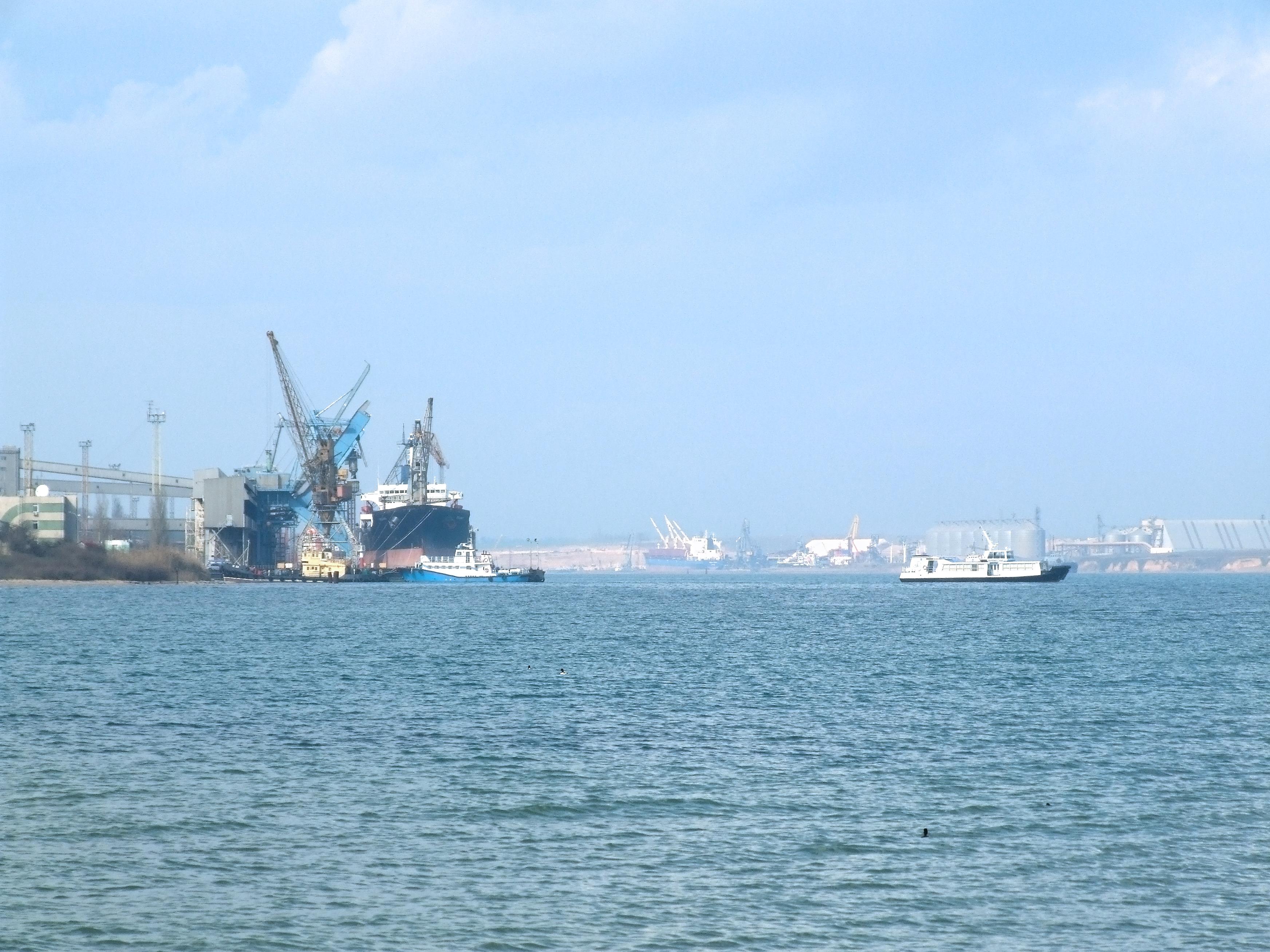 Порт Южный — Википедия
