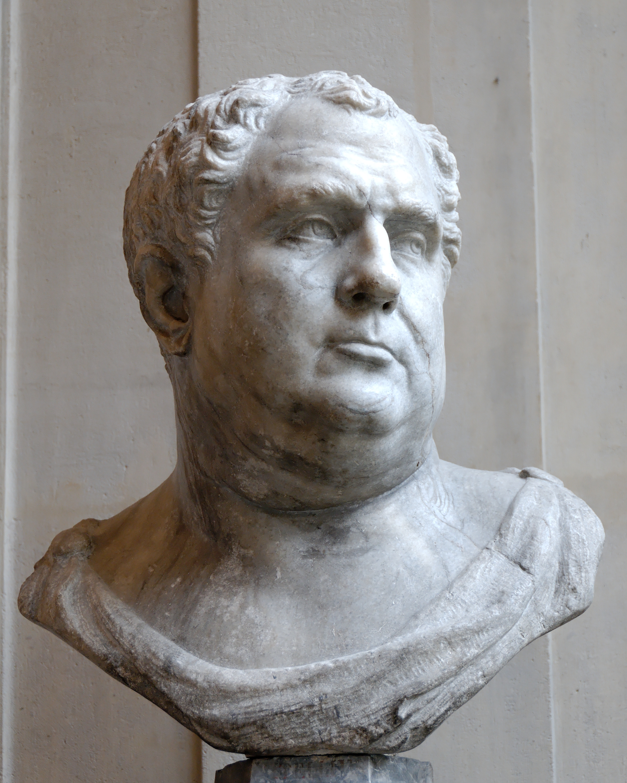 Busto del tipo Pseudo-Vitellio