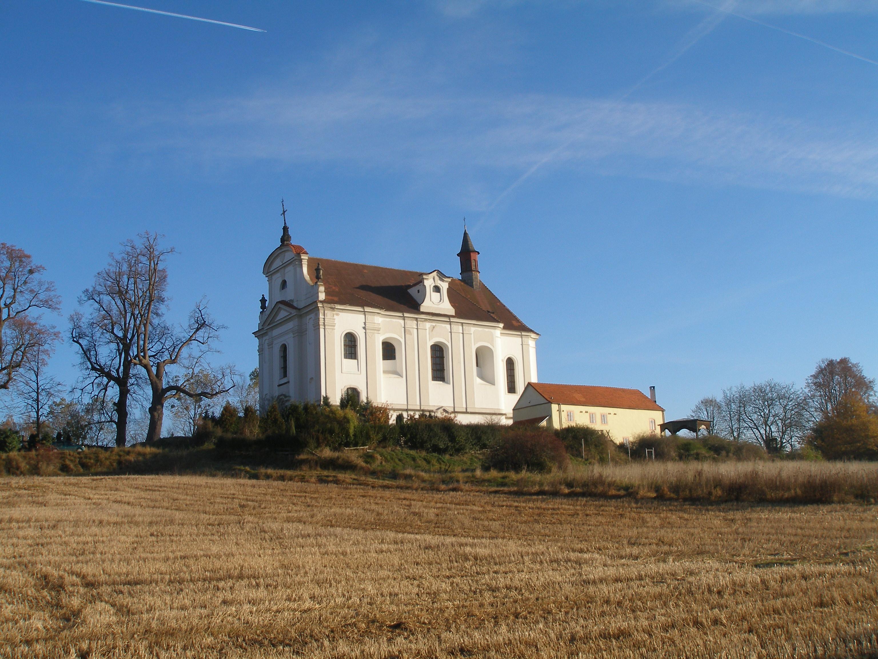 kostel sv. Jana Křtitele v Radomyšli