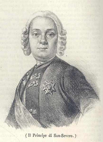 Príncipe Raimondo di Sangro di San Severo