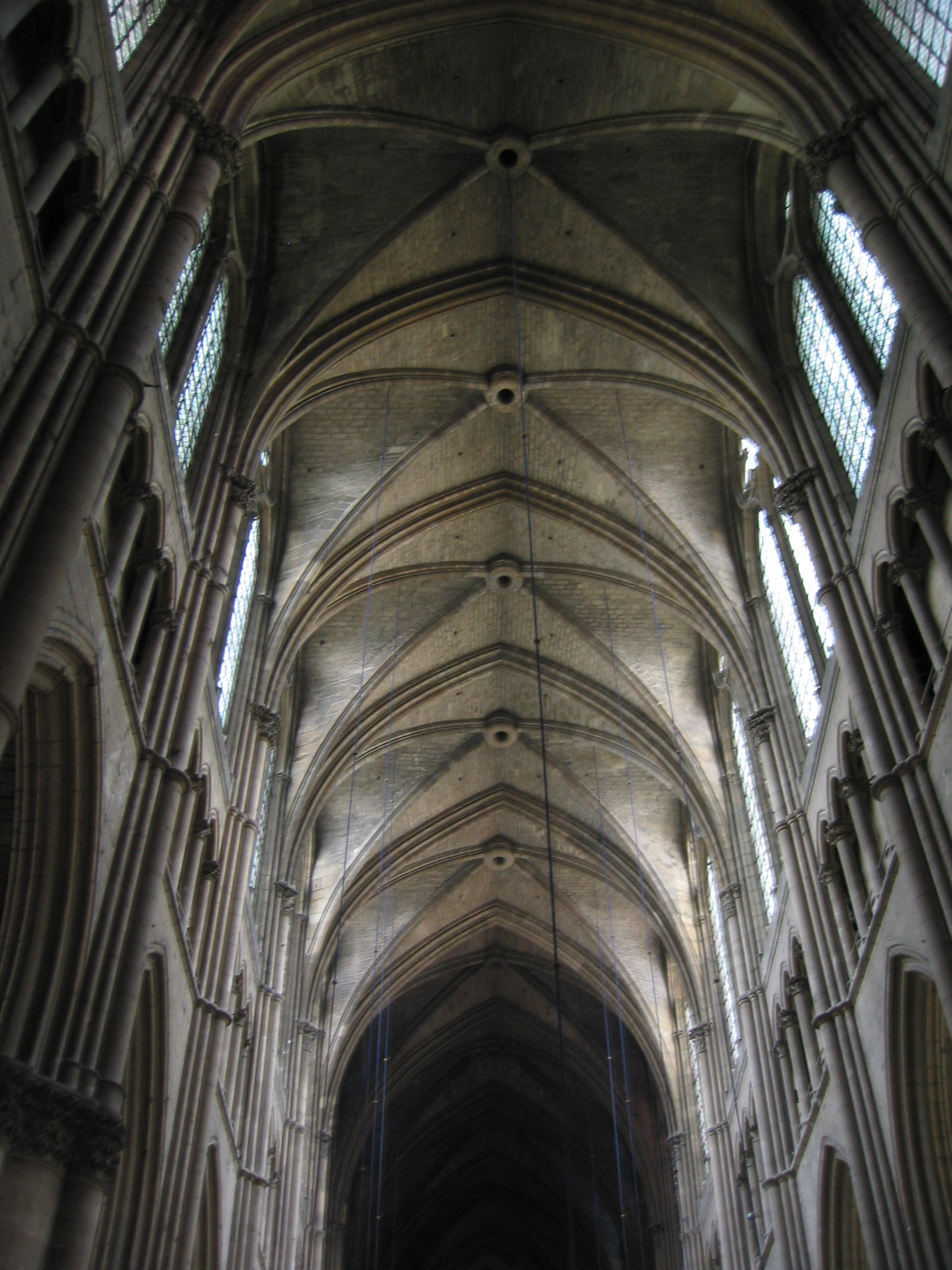 Good File:Reims Cathedral, Interior (4)