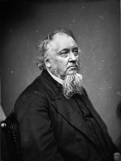 Revd William Williams (Caledfryn, 1801-69)