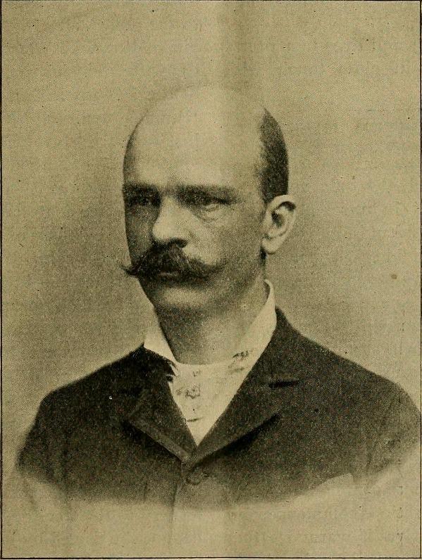 Image of Robert Wilson Shufeldt from Wikidata