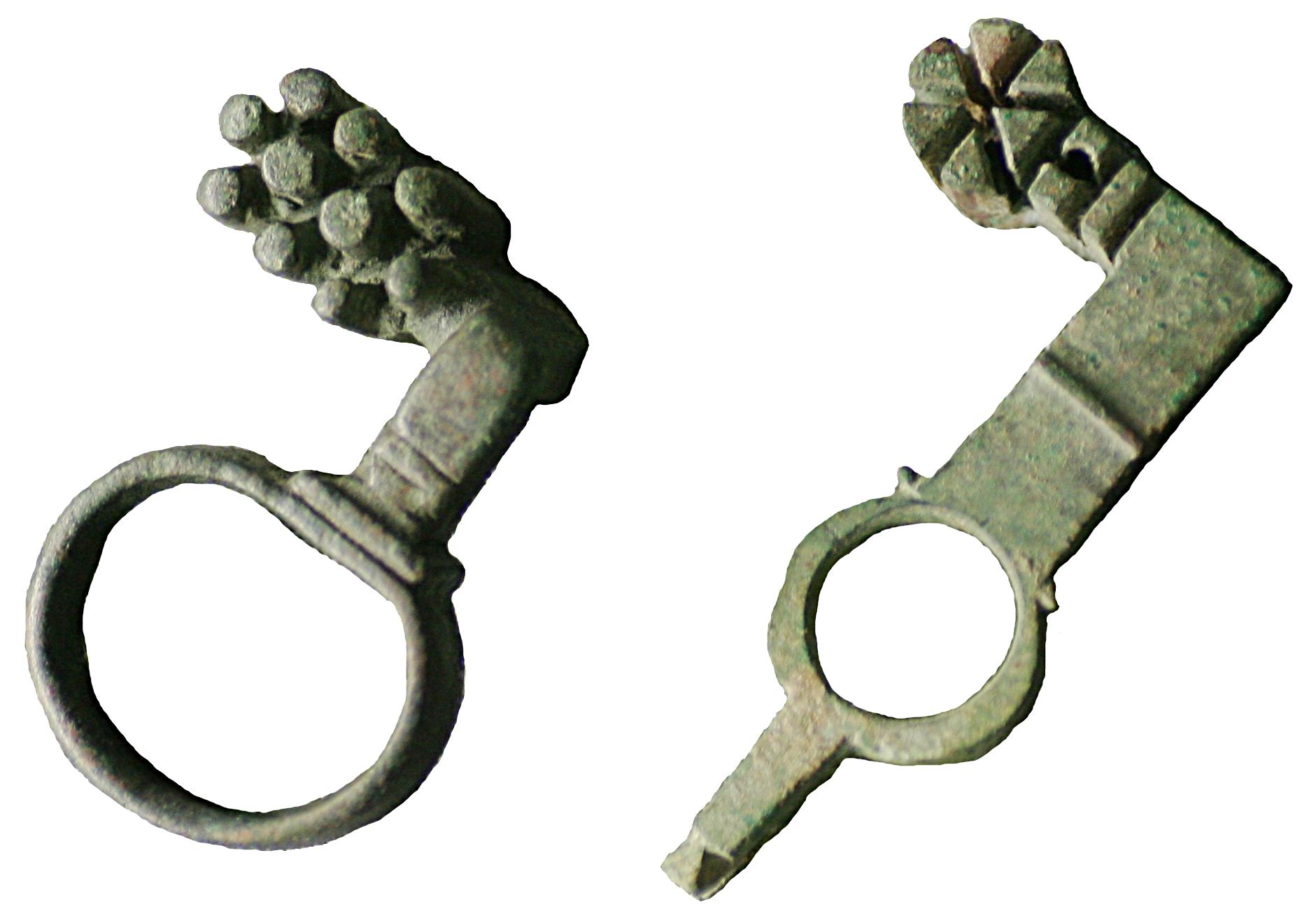 Wie funktioniert eine Sperre und ein Schlüssel?