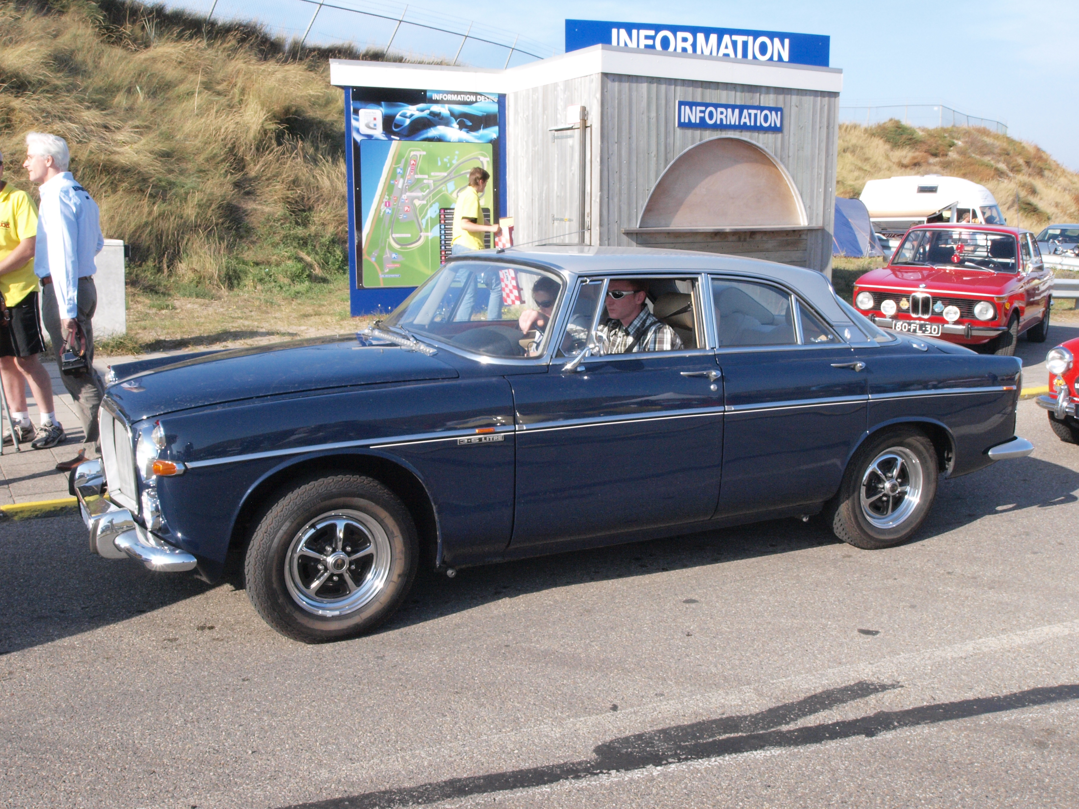 Image result for 3.5 litre rover coupe