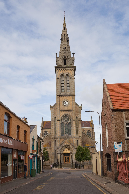 File:Saint Thomas Roman Catholic church in St Helier, Jersey.jpg ...