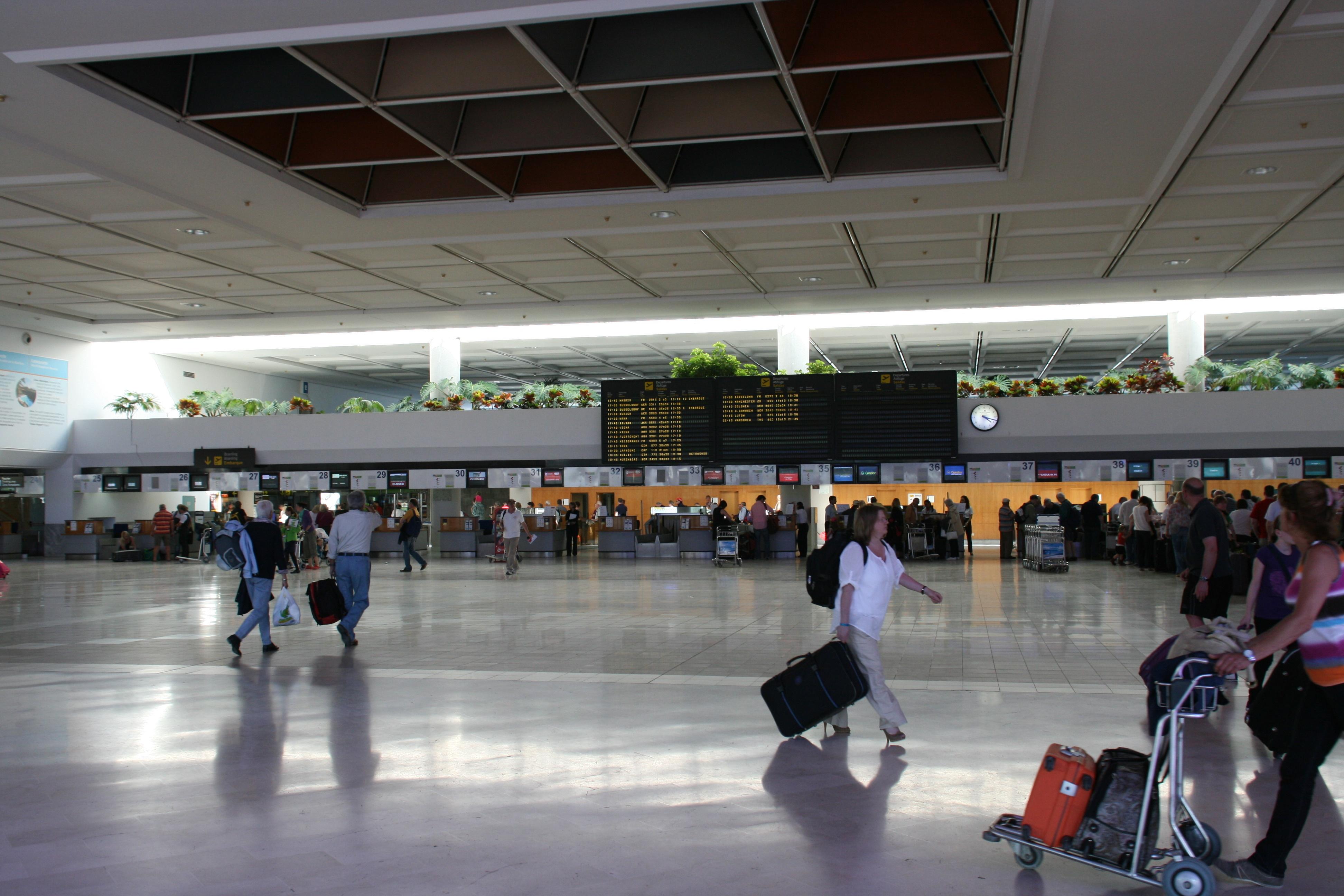 Lanzarote Airport | Flickr