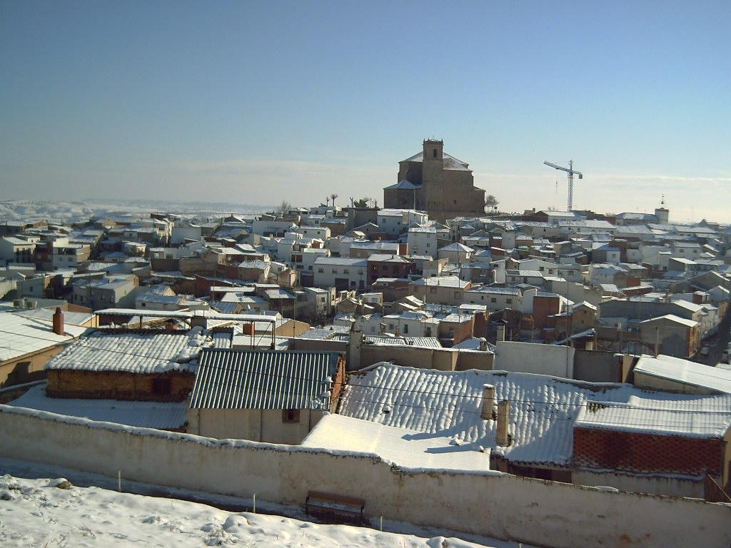 Santa Cruz de la Zarza Wikipedia, la enciclopedia libre