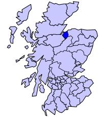 Le comté de Nairn