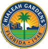Official seal of Hialeah Gardens, Florida