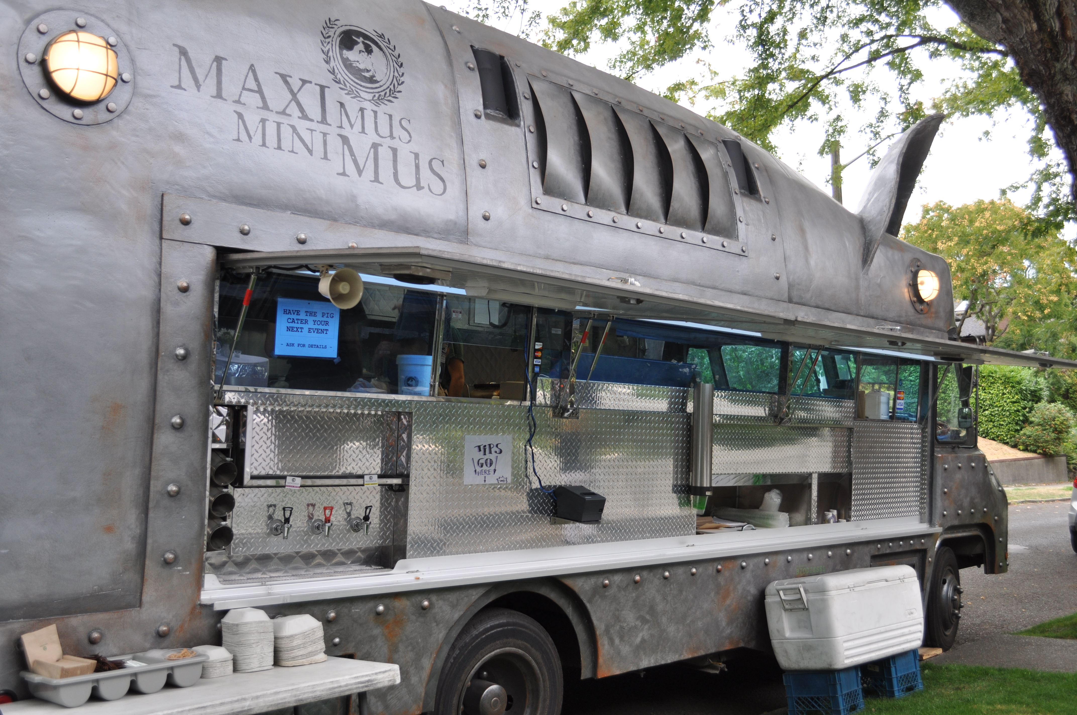 file seattle maximus minimus food truck wikimedia commons. Black Bedroom Furniture Sets. Home Design Ideas