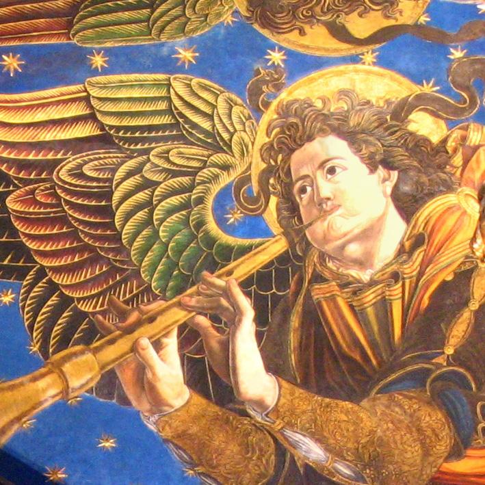 Àngel Músic de la Seu de València. Imatge sota domini públic en wikimedia.org autor:Felivet