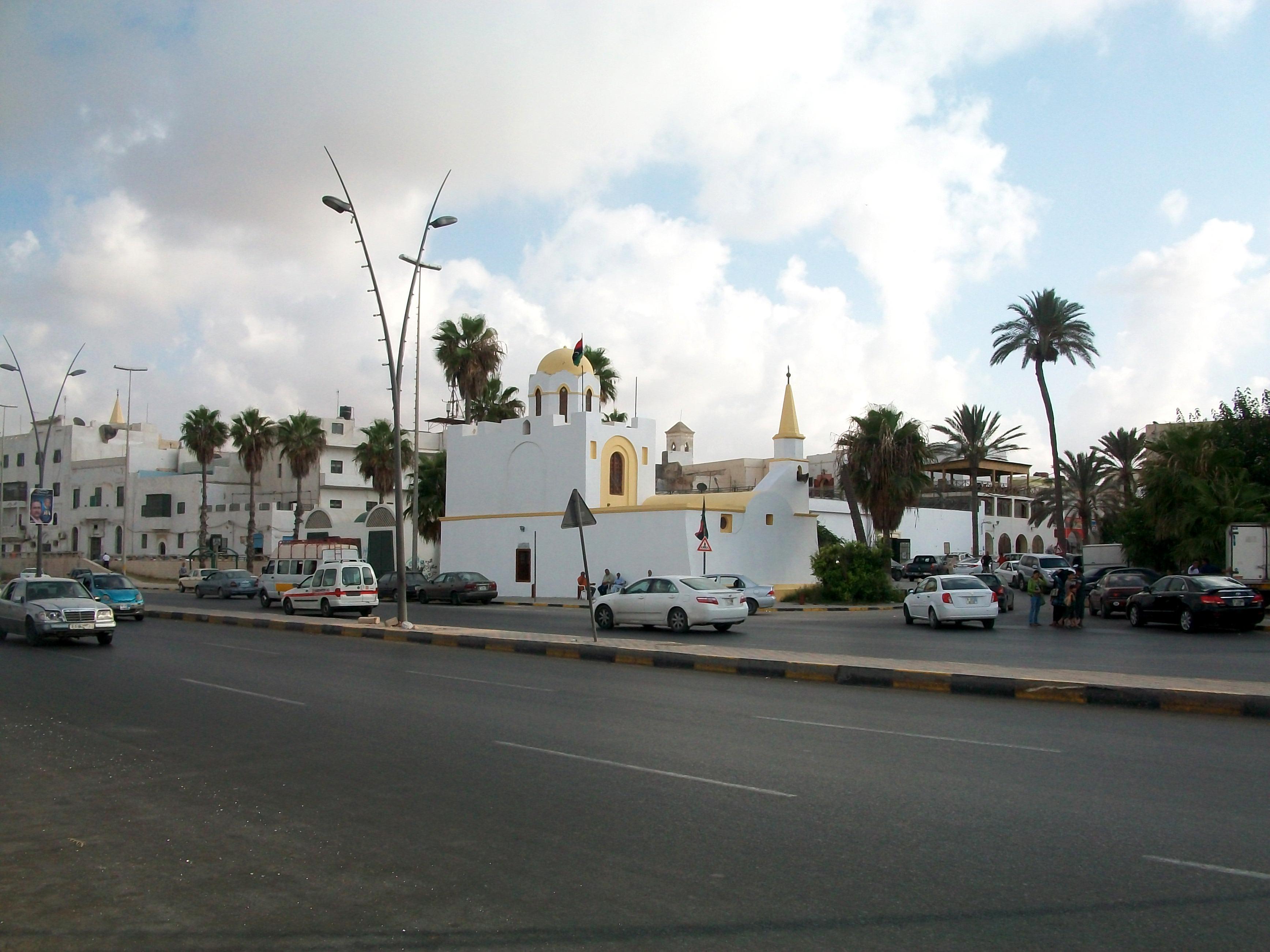 Sidi Abdul Wahhab Mosque Tripoli LibyaJPG