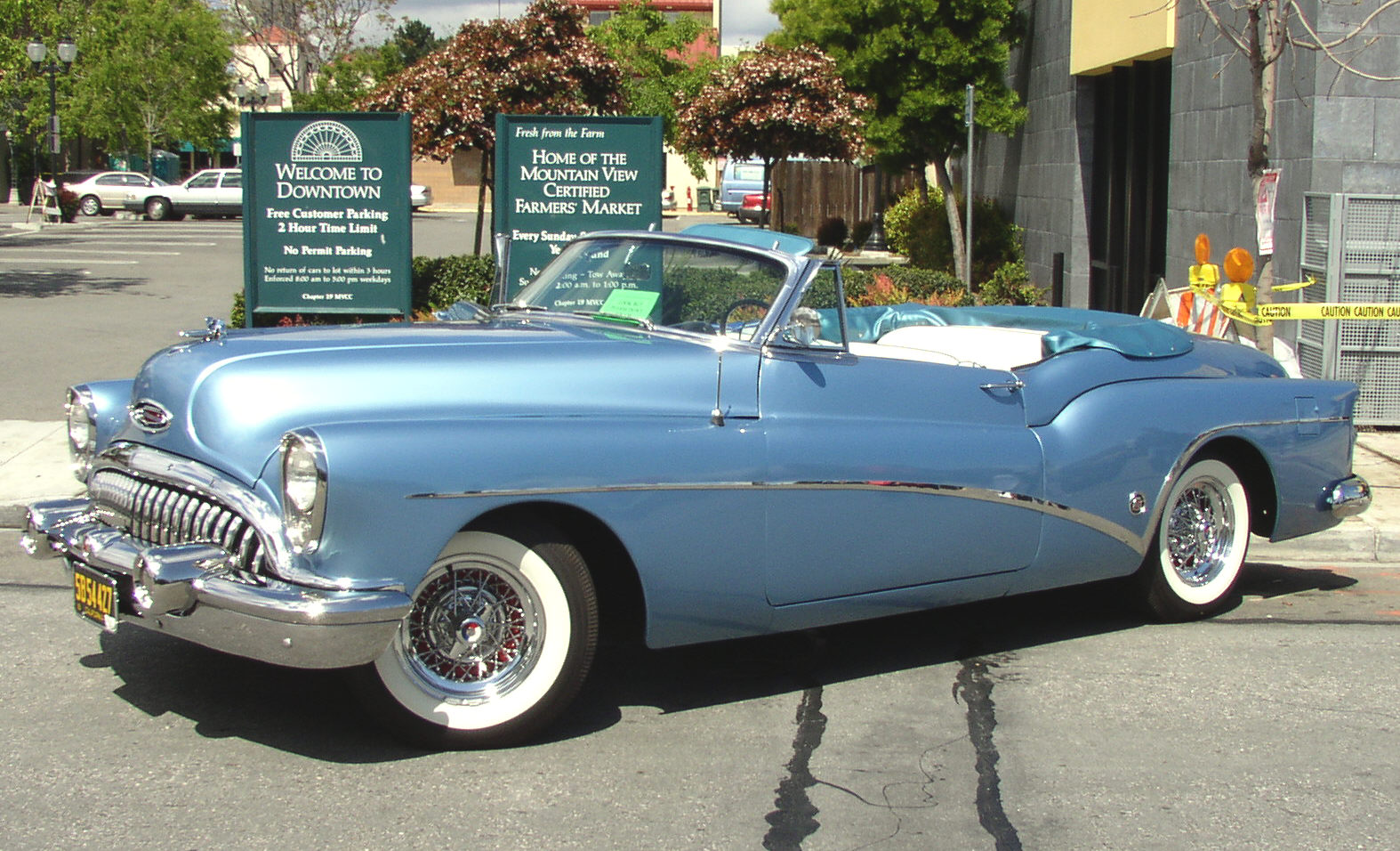 1953 Buick Roadmaster Riviera Images & Pictures - Becuo