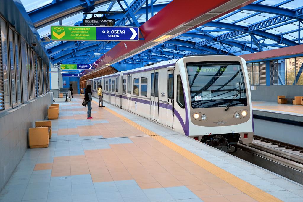 Sofia Metro Wikipedia