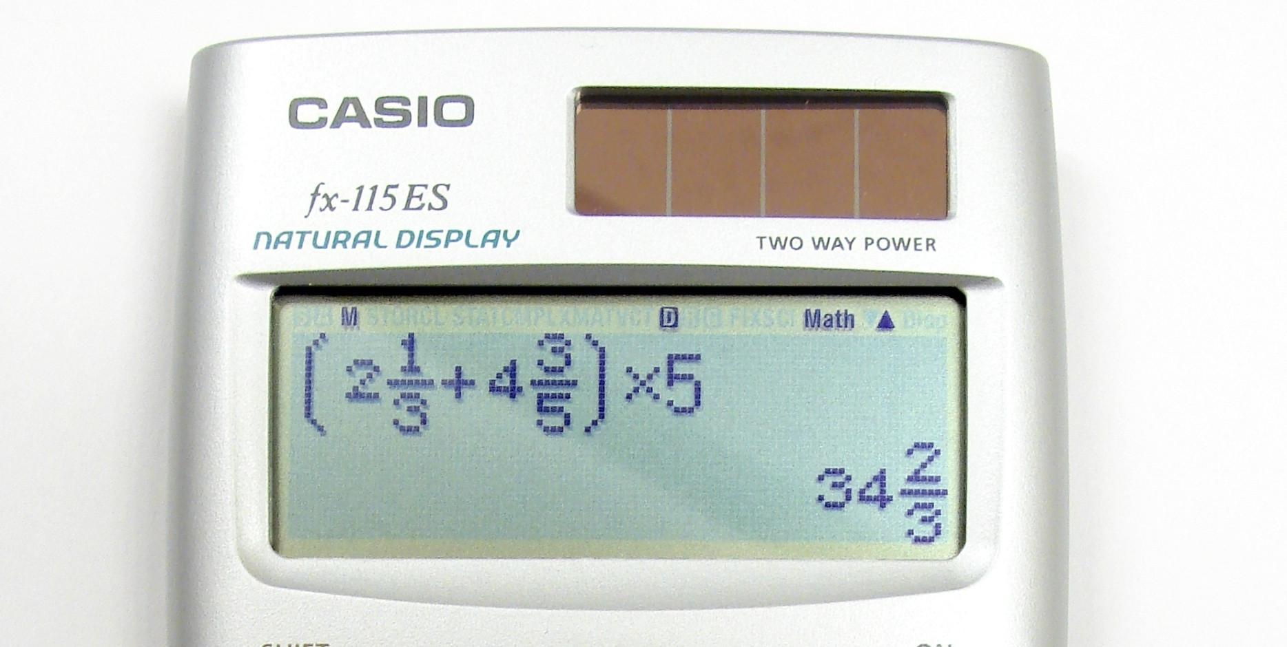 how to use bmp files on casio calculators