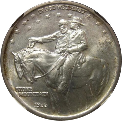 Stone Mountain Memorial Half Dollar Wikipedia