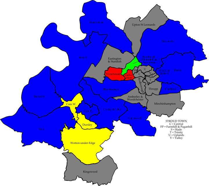 Stroud District Council Election 2010 Wikipedia