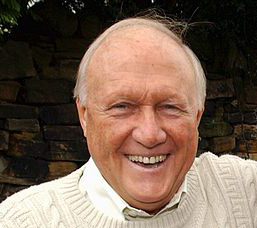 Stuart Hall, photographed in 2010