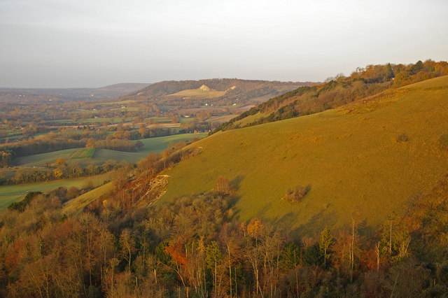 Sunrise on The Saddle Knob, Colley Hill - geograph.org.uk - 621066