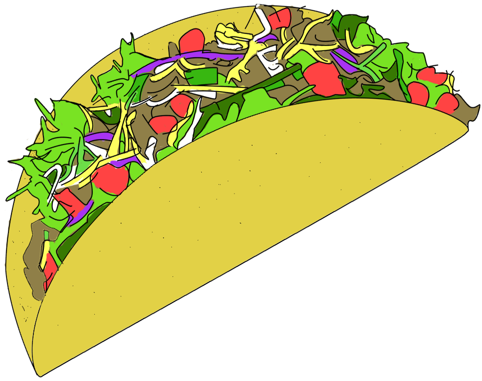 file taco detailed icon png taco clipart art taco clip art free