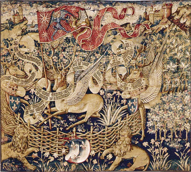 File:Tapisserie cerfs ailes.png - Wikimedia Commons