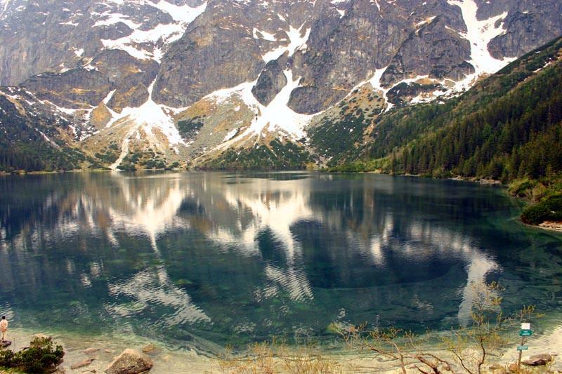 Morskie Oko ~海の瞳~  ポーランド・タトラ山脈の湖