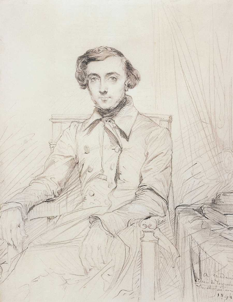 an analysis of the observations of alexis de tocqueville on america Free essay: alexis de tocqueville: weaknesses of democracy most of the researches consider publications of alexis de tocqueville as longsighted and even.