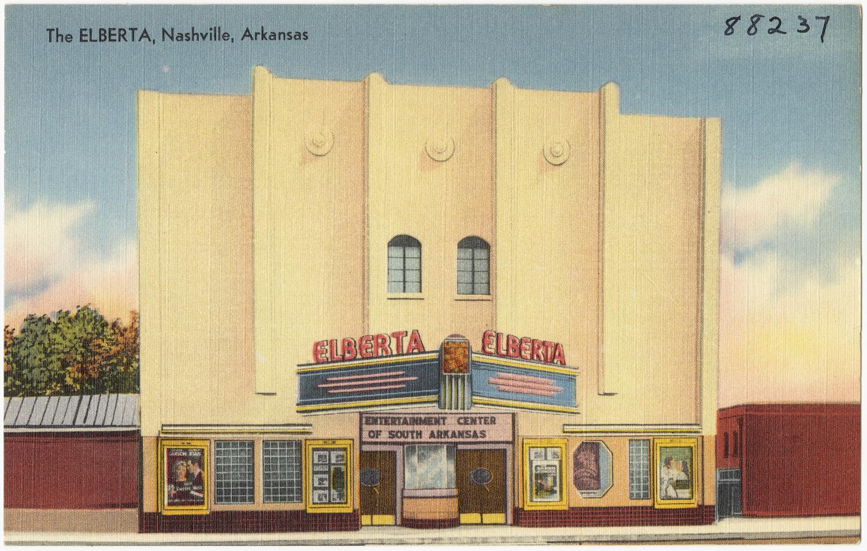 Arkansas >> File:The Elberta, Nashville, Arkansas.jpg - Wikimedia Commons