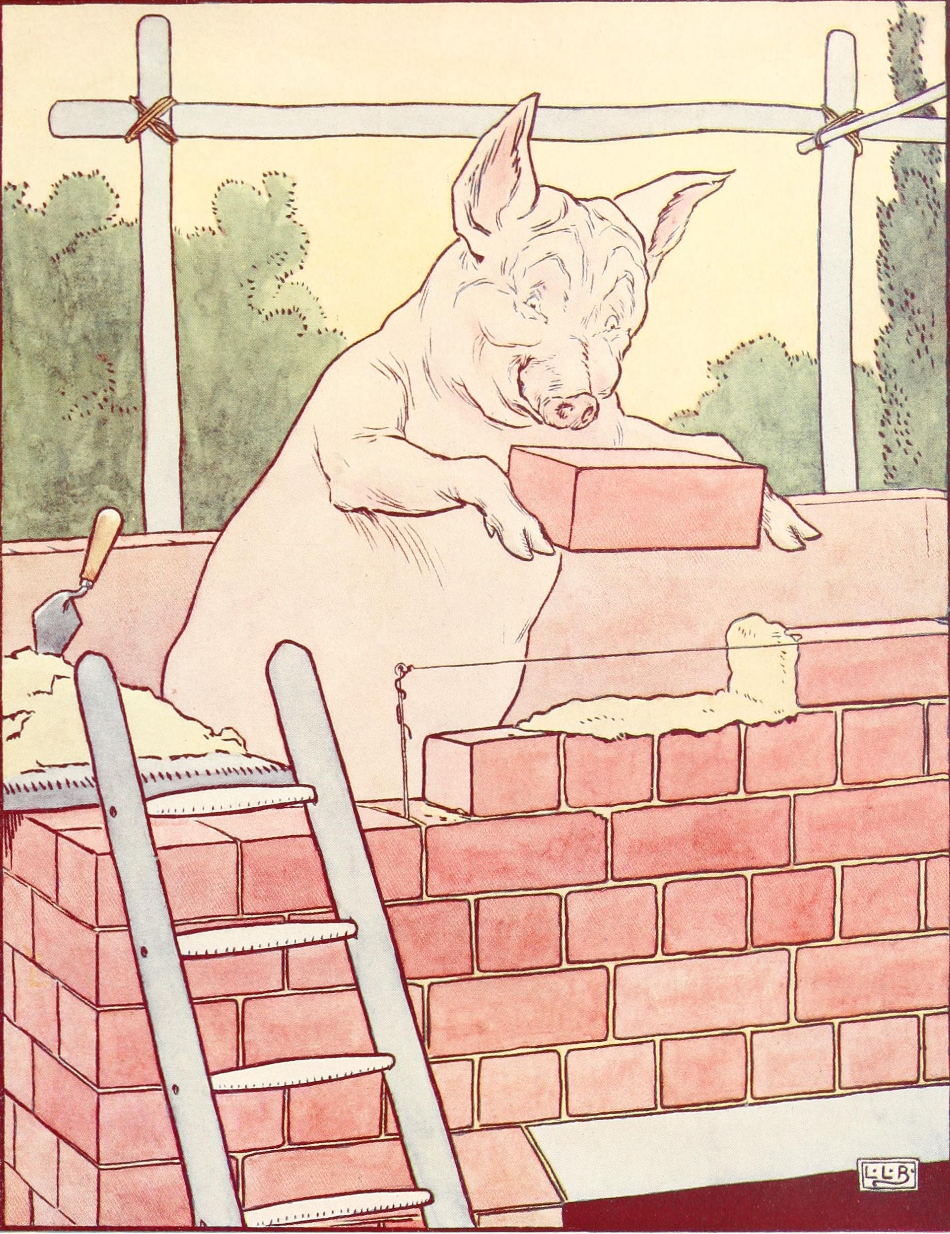 File:Three little pigs - third pig builds a house - Project Gutenberg eText 15661.jpg