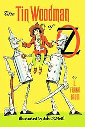 The Tin Woodman cover