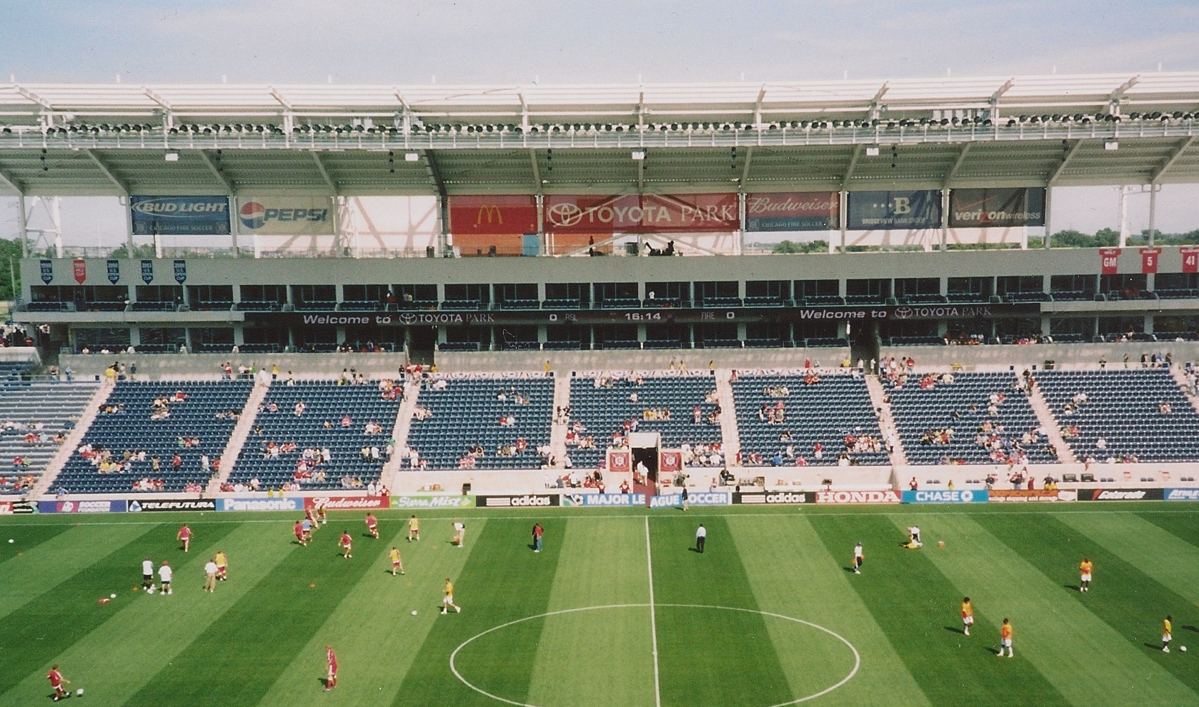 Opinions On Toyota Park