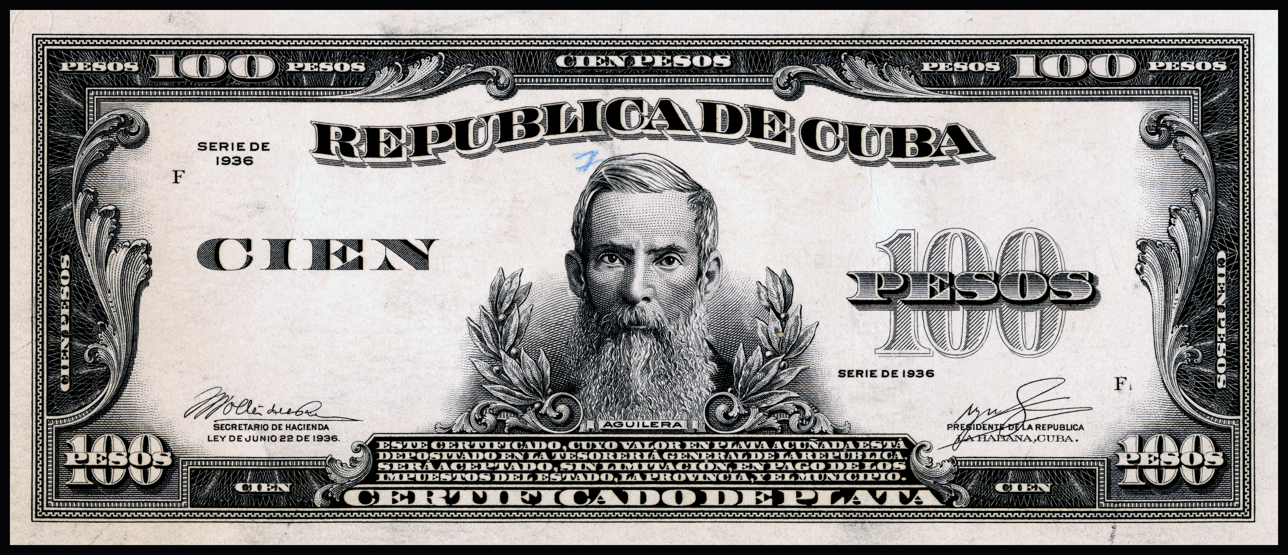 US-BEP-Rep%C3%BAblica_de_Cuba_(certified_proof)_100_silver_pesos,_1936_(CUB-74b).jpg