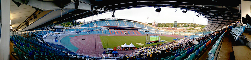 Ullevi stadium, 23 June 2018