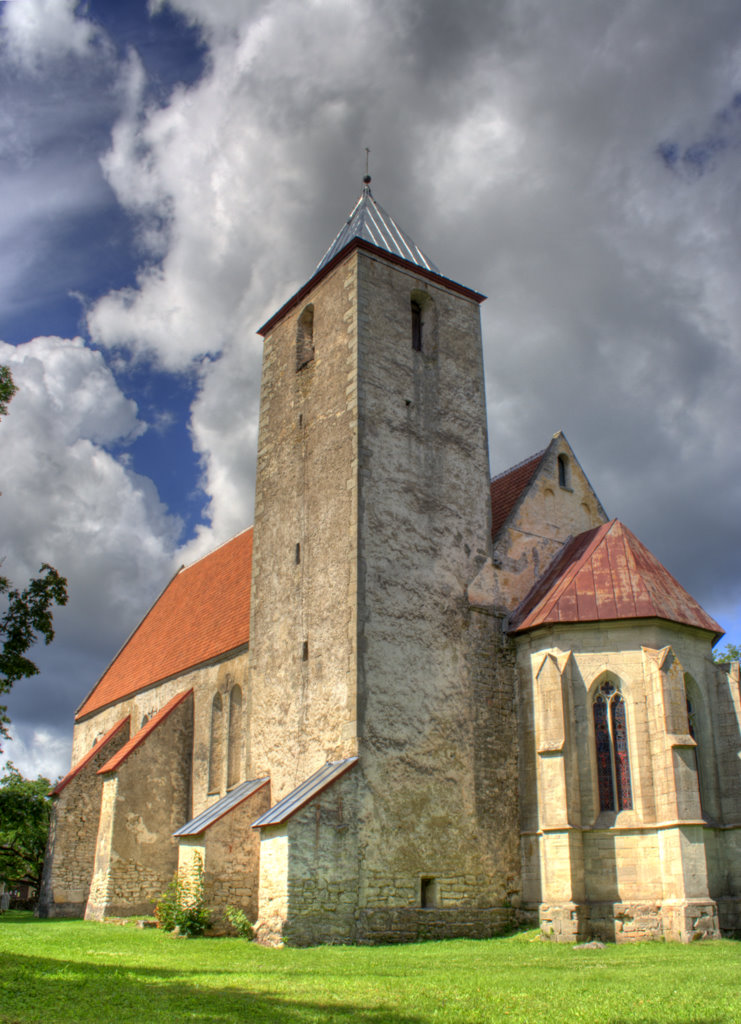 Valjala Church - Wikipedia