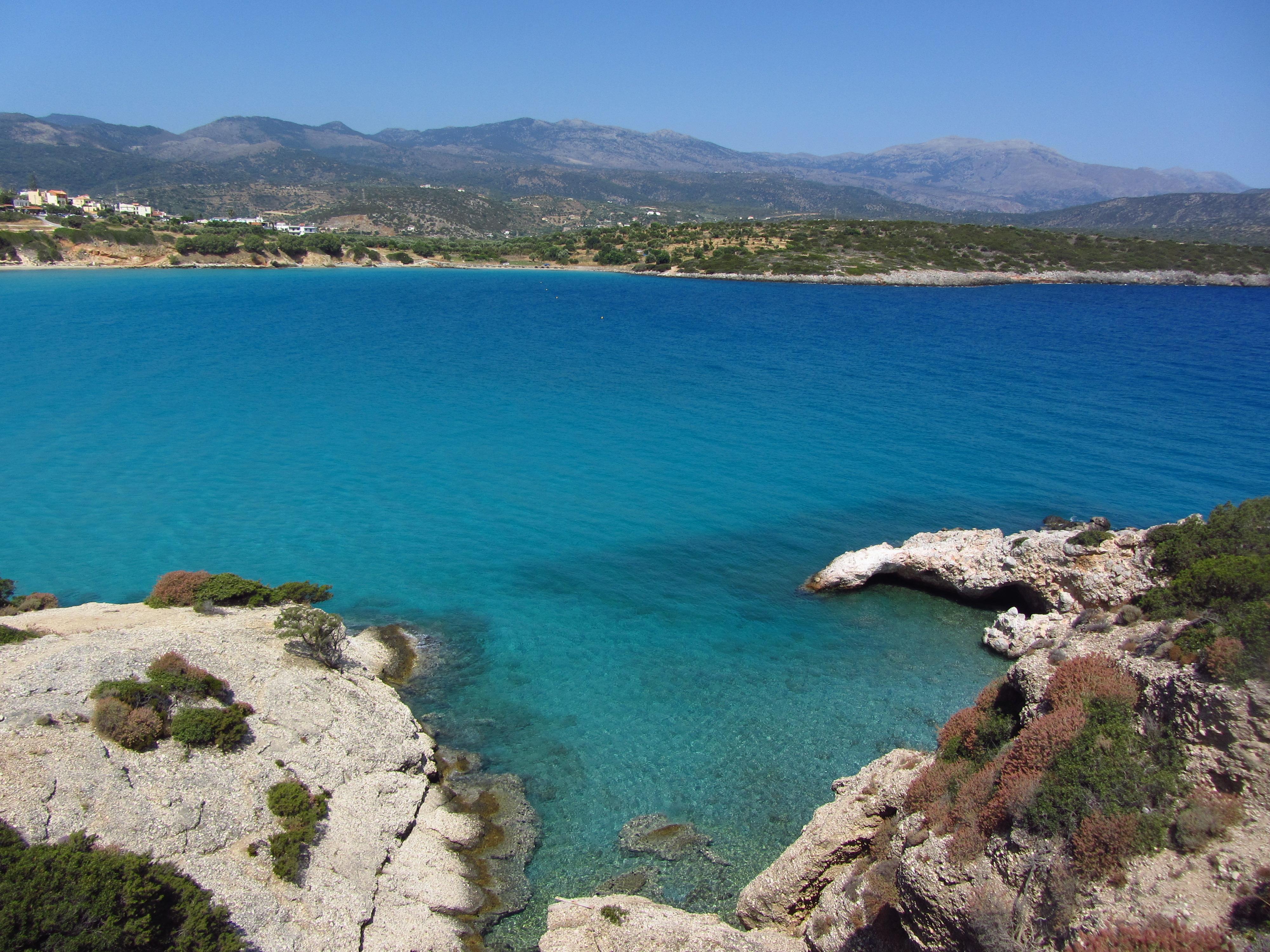 Voulisma Beach, Istro, Crete.JPG