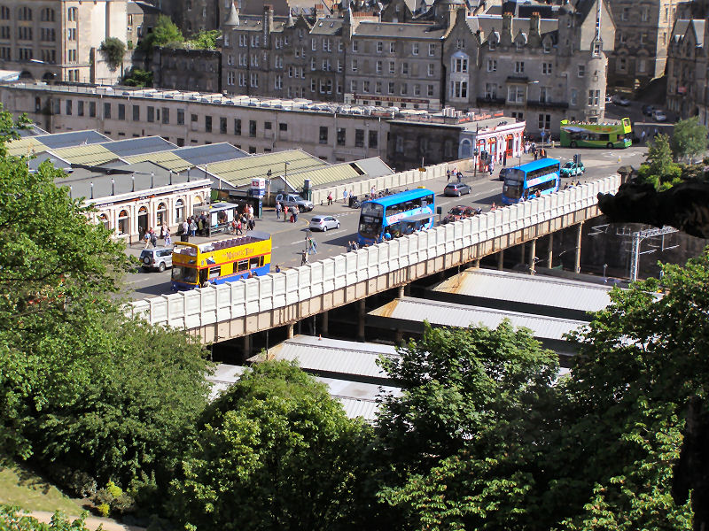 Waverley Bridge Wikipedia