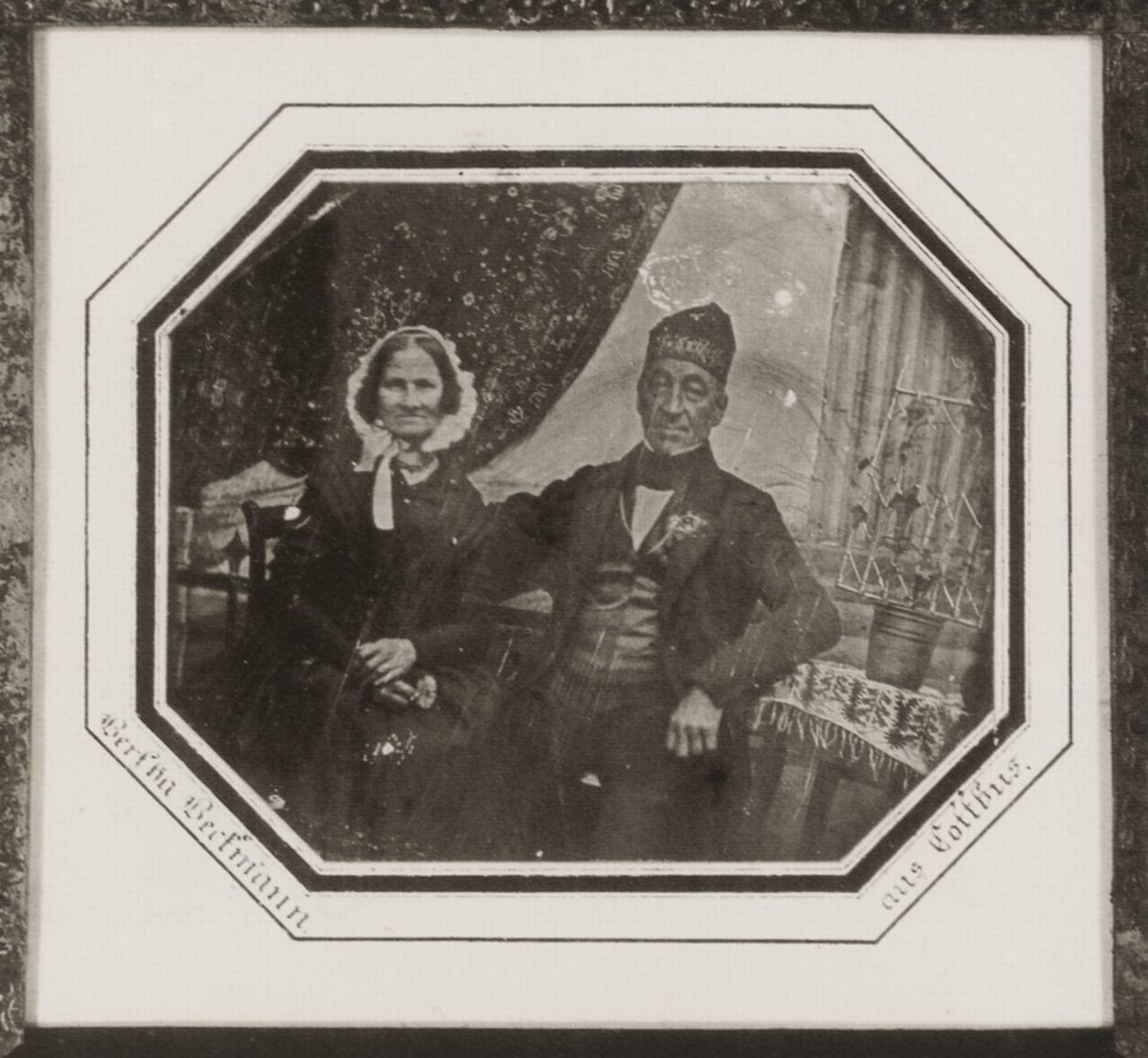 File Wehnert Beckmann Bertha Portrat Des Ehepaares Schmidt Zur