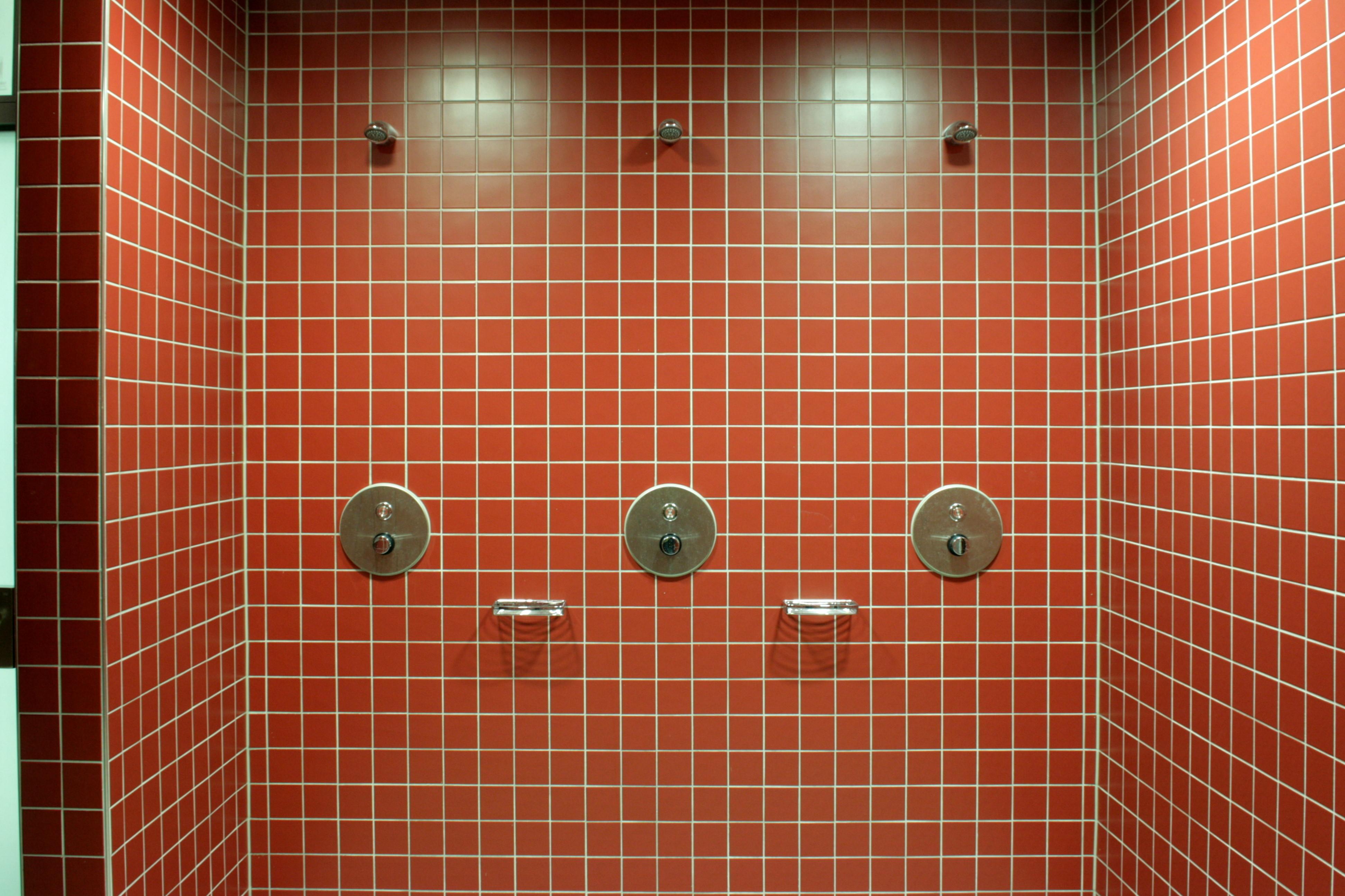 Dusche gemauert wandstärke  Dusche – Wikipedia