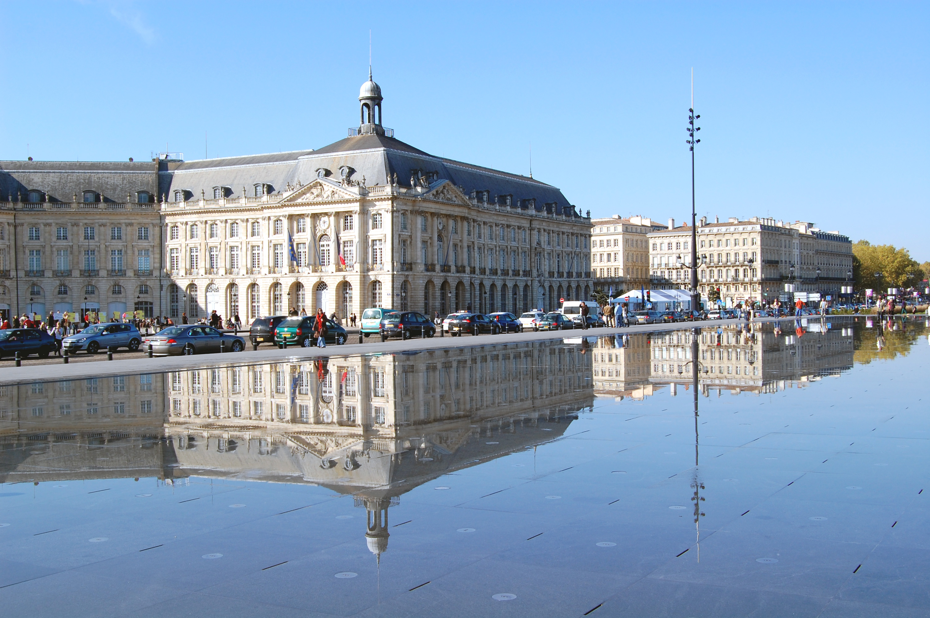 File xdsc 7630 miroir d 39 eau wikimedia commons for Miroir bordeaux