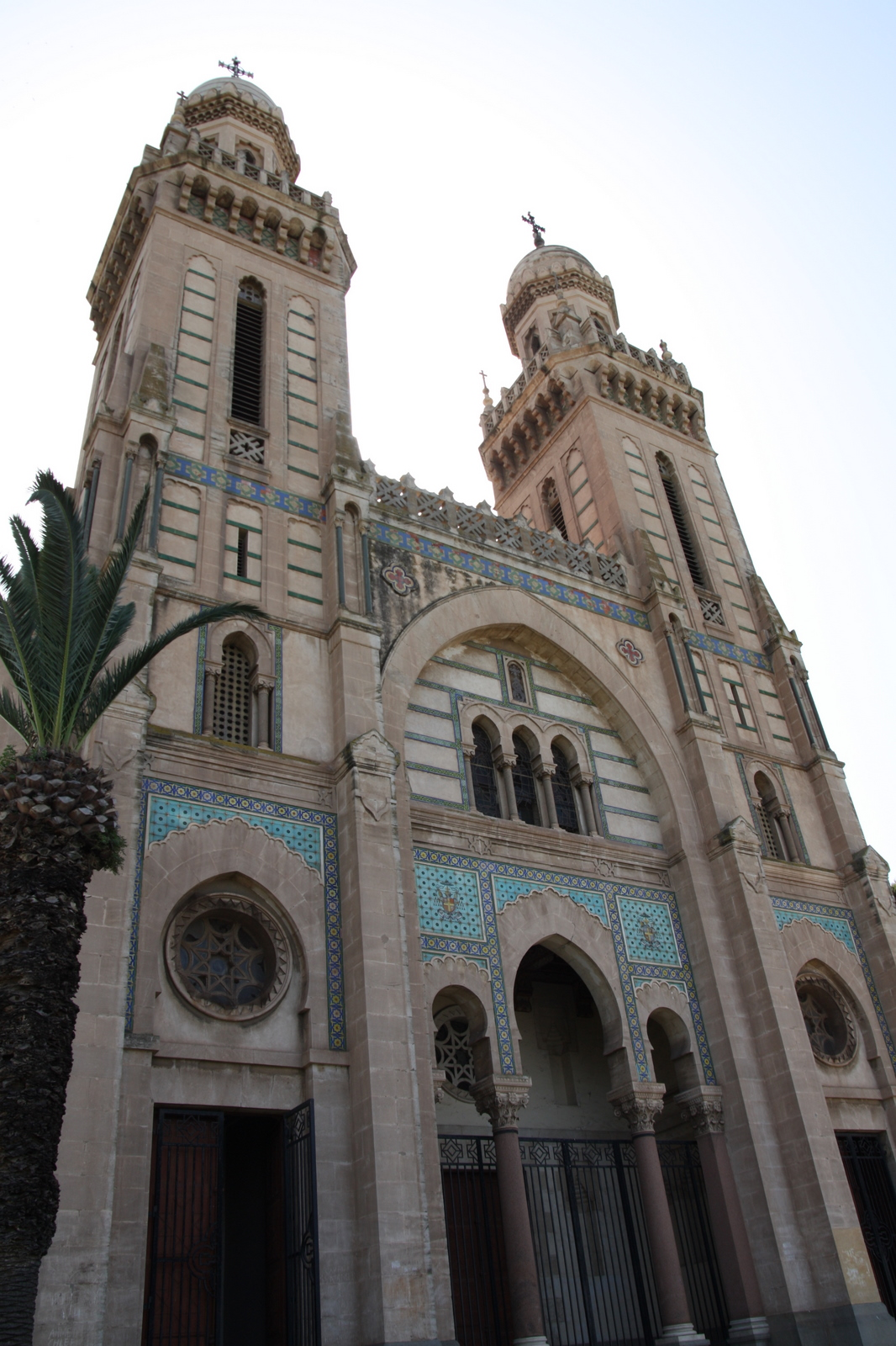 List of catholic churches in algeria wikipedia for Saint 3 mai