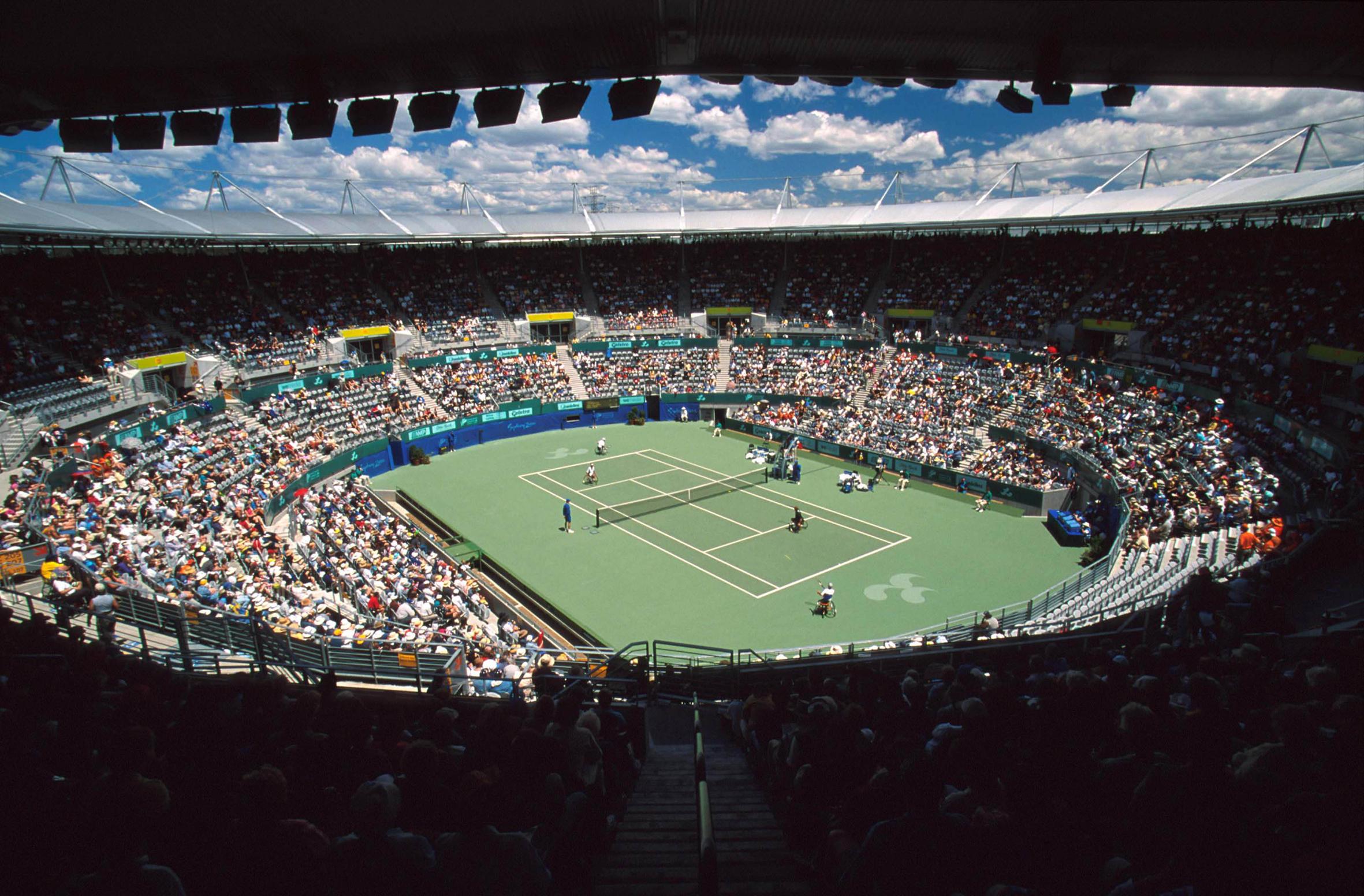 tennis sydney - photo #7