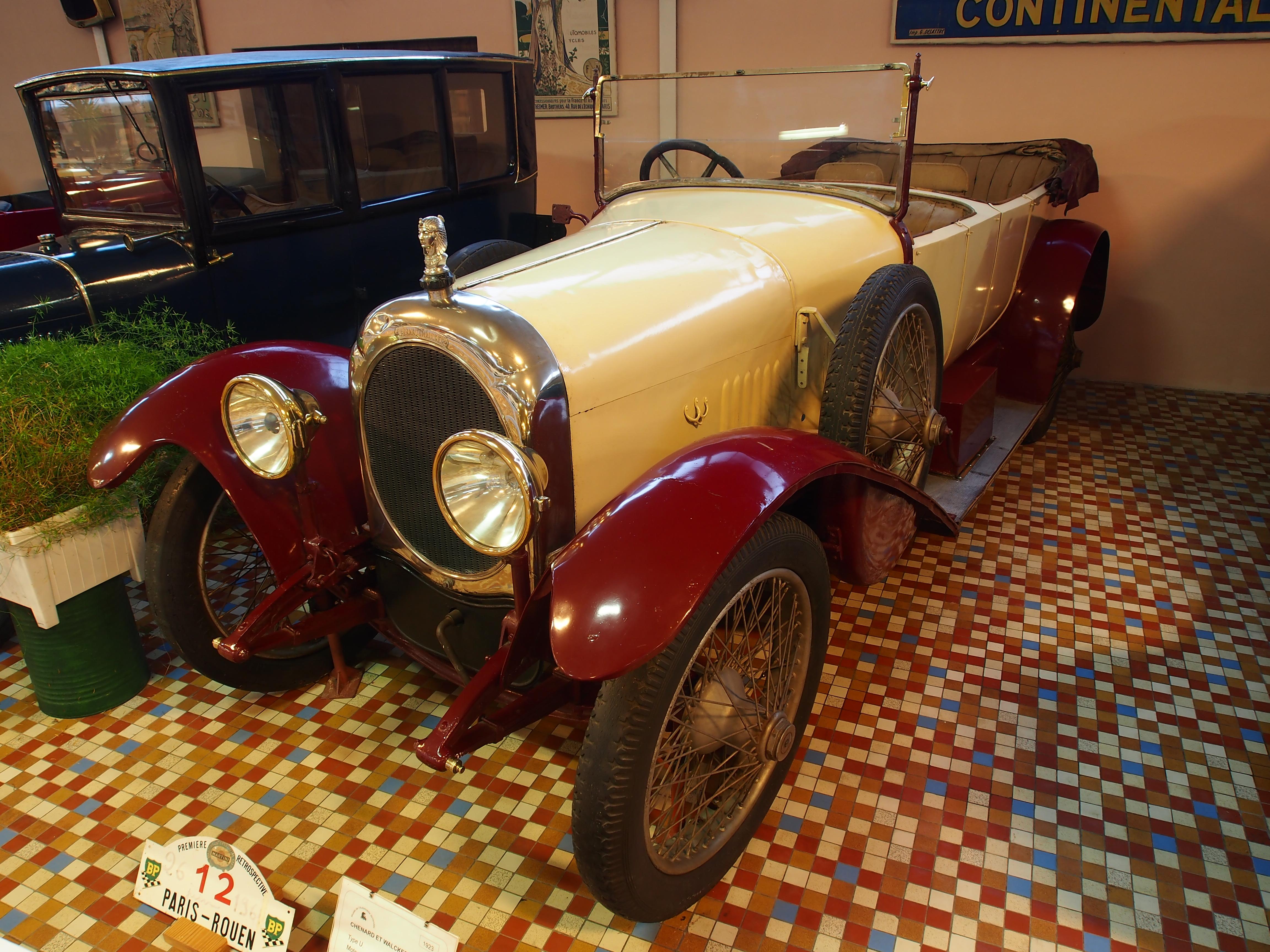 file 1923 chenard walker type u 1912 chenard walker type u 15cv 4 cylinder dual ignition. Black Bedroom Furniture Sets. Home Design Ideas
