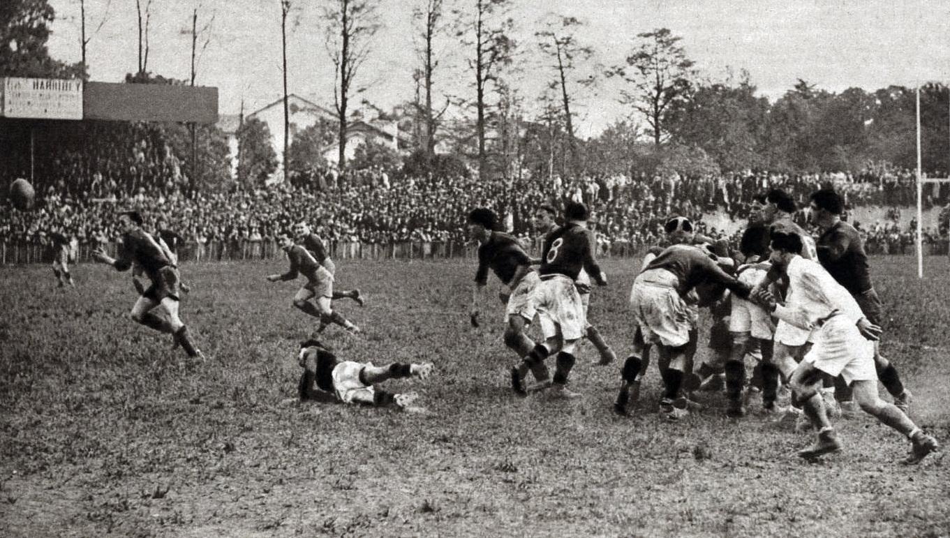 File1930 18 Mai Finale Du Championnat De France De Rugby