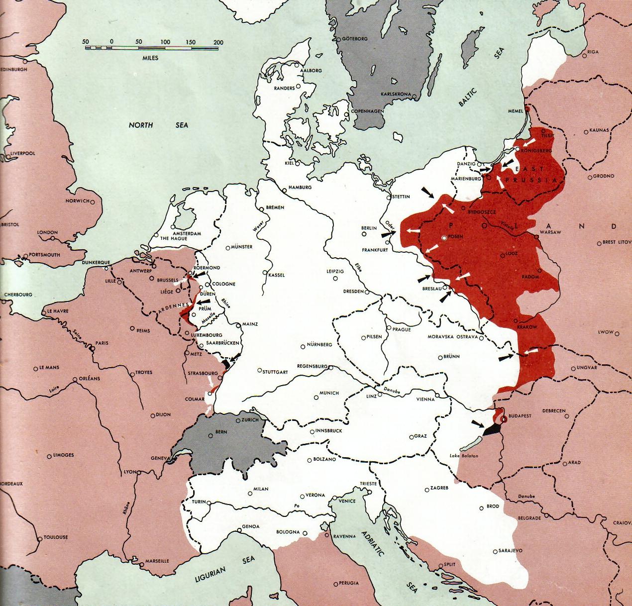 German History Maps Iii